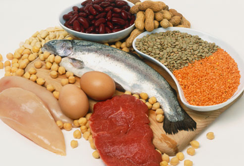 Lean Protein Why Muscle Keeps You Young
